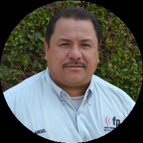 Angel RodriguezFacility Supervisor
